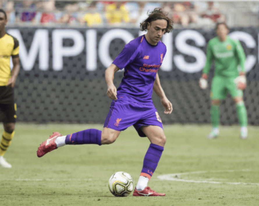 Liverpool agree £2.9m Lazar Markovic deal with Anderlecht