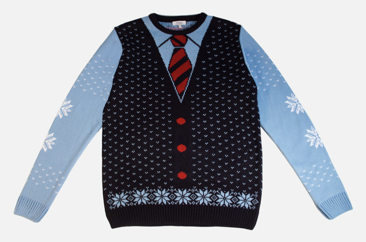 Gareth Southgate has inspired this amazing Christmas jumper and we're offering you the chance to win one too