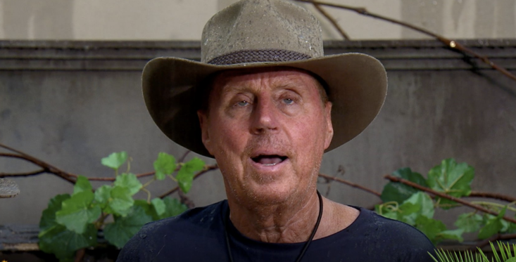 Harry Redknapp has been entertaining his camp-mates with some great anecdotes in the jungle