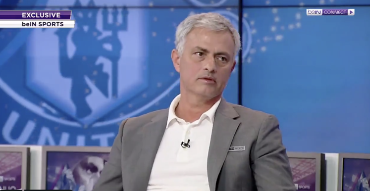 Jose Mourinho has revealed he would be open to returning to Real Madrid