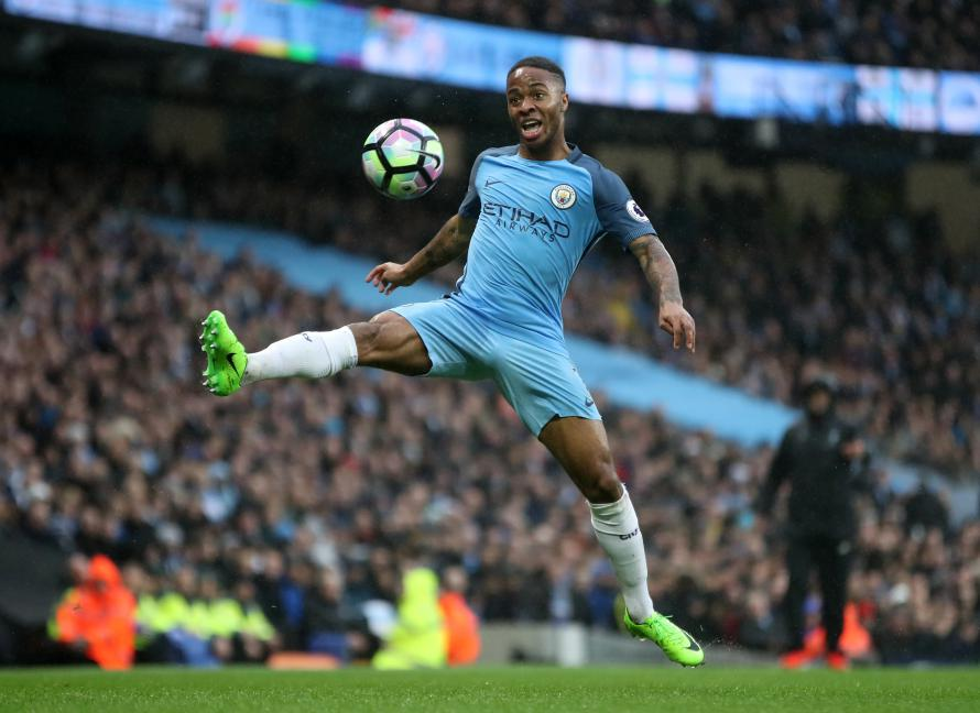 Raheem Sterling was a goal scorer for Manchester City today but that's only half the story