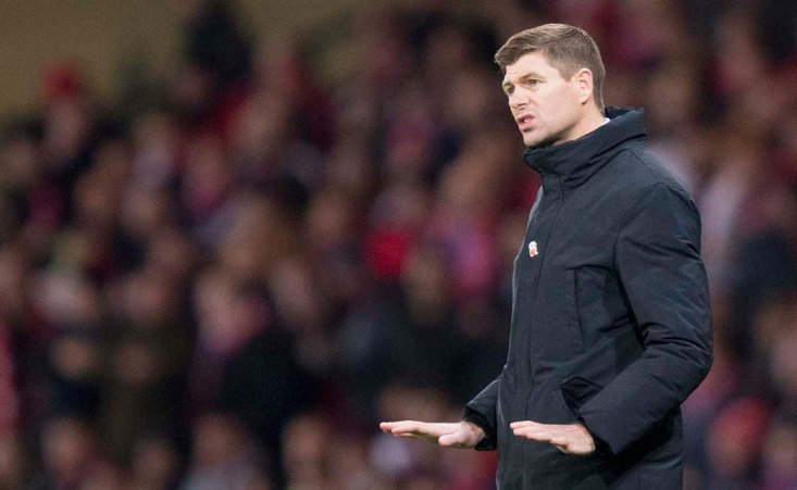 Steven Gerrard Will Be Hoping That Rangers Can Upset Celtic In The Old Firm Derby