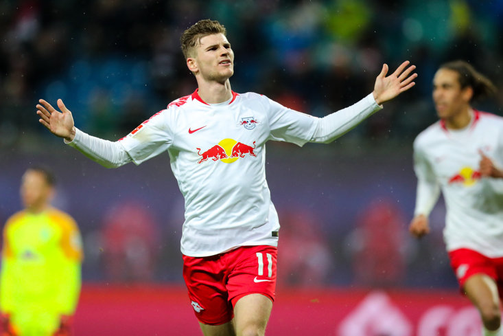 Timo Werner is a wanted man