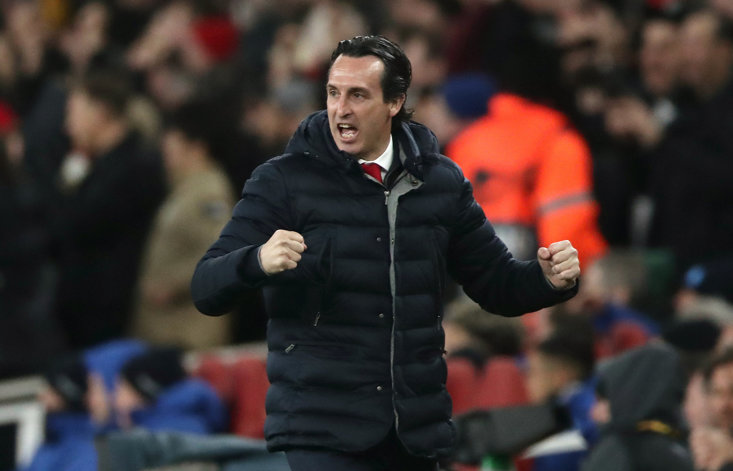 Unai Emery is the king of the Europa League...