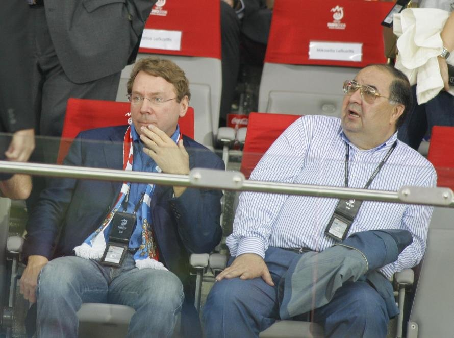 Alisher Usmanov would 'consider' investing in Everton