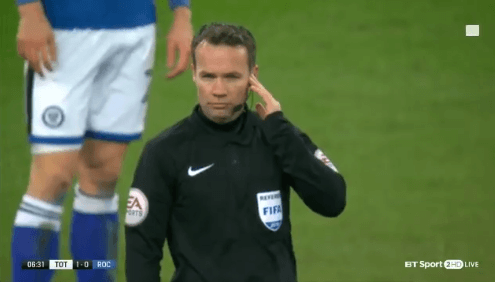 Former Referee Questions Wembley VAR Calls