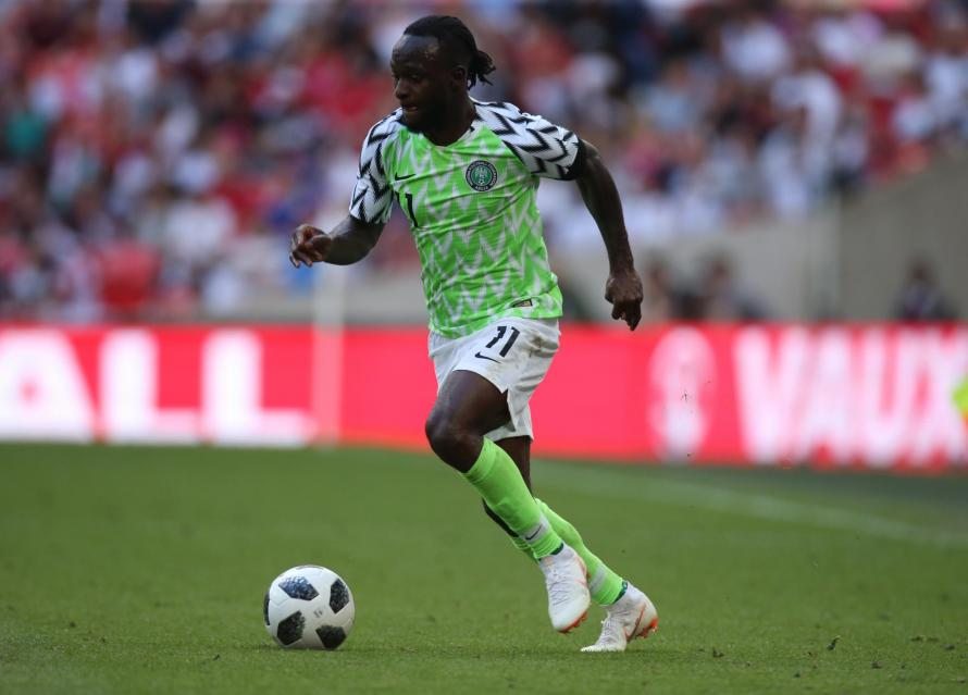 A young Nigerian side captured the world's imagination in the World Cup