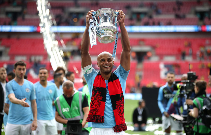 Manchester City captain Vincent Kompany is leaving the club after 11 years.