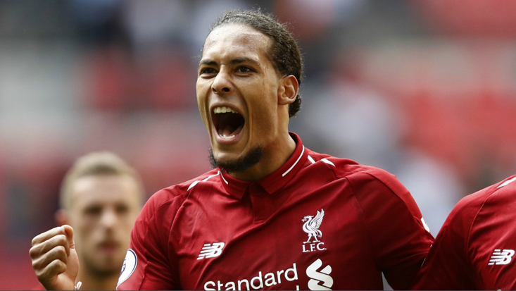 Liverpool's inspirational defender Virgil van Dijk could be the best ever mid-season signing