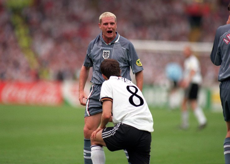 Paul Gascoigne (Getty Images)