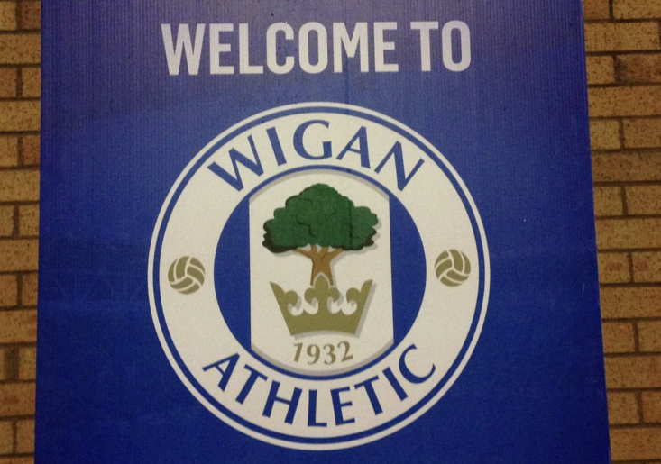 Wigan are backed for the drop.