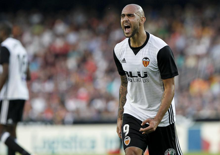 Could Valencia's Simone Zaza Be About To Get An Italy Recall?
