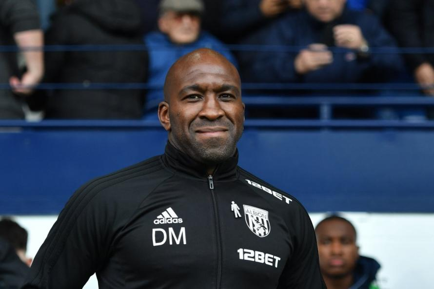 Darren Moore's West Brom crushed Leeds United last time out