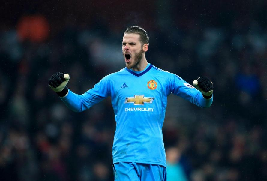 Manchester United Risk Losing David De Gea On A Free