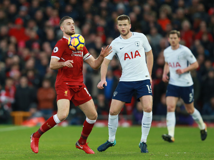 Tottenham vs Liverpool line ups: Teams confirmed for Wembley showdown