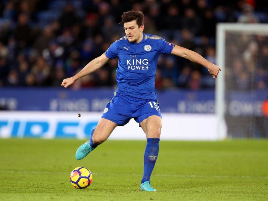 United Are Ready To Offer £60m For Harry Maguire In January