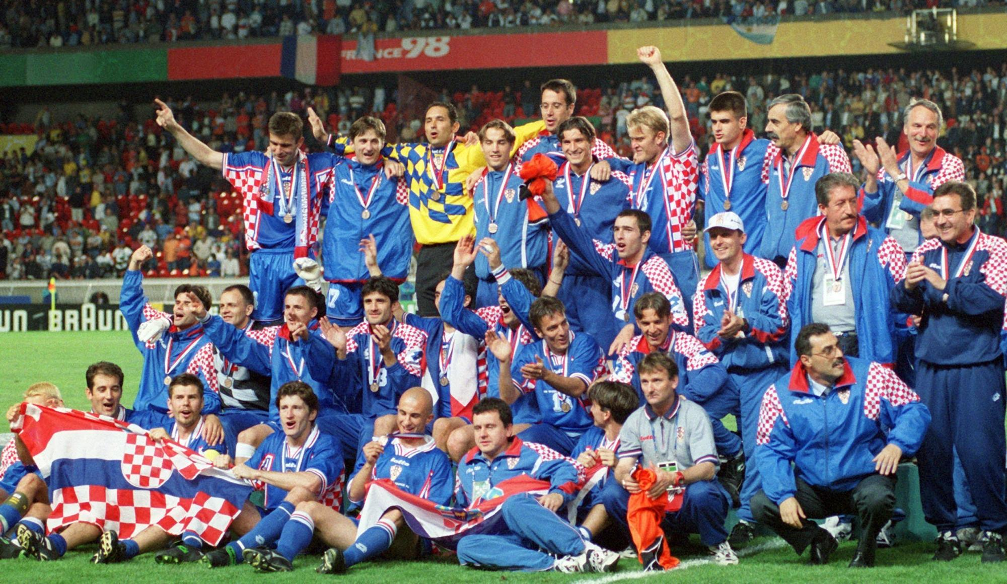 Croatia In 1998 Or Ireland In 1990  These Are The Top 5