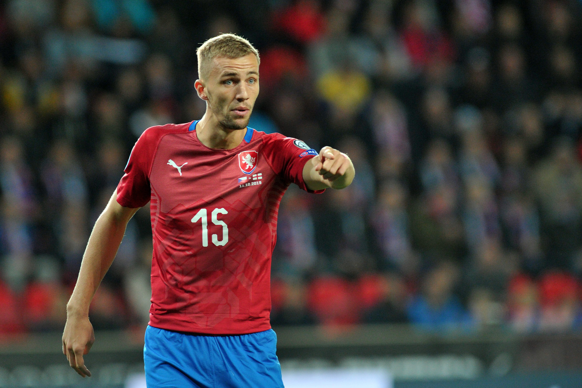 Soucek And Coufal Lead Czech Republic's Charge To Continue Euro Love Affair | Czech Republic | TheSportsman