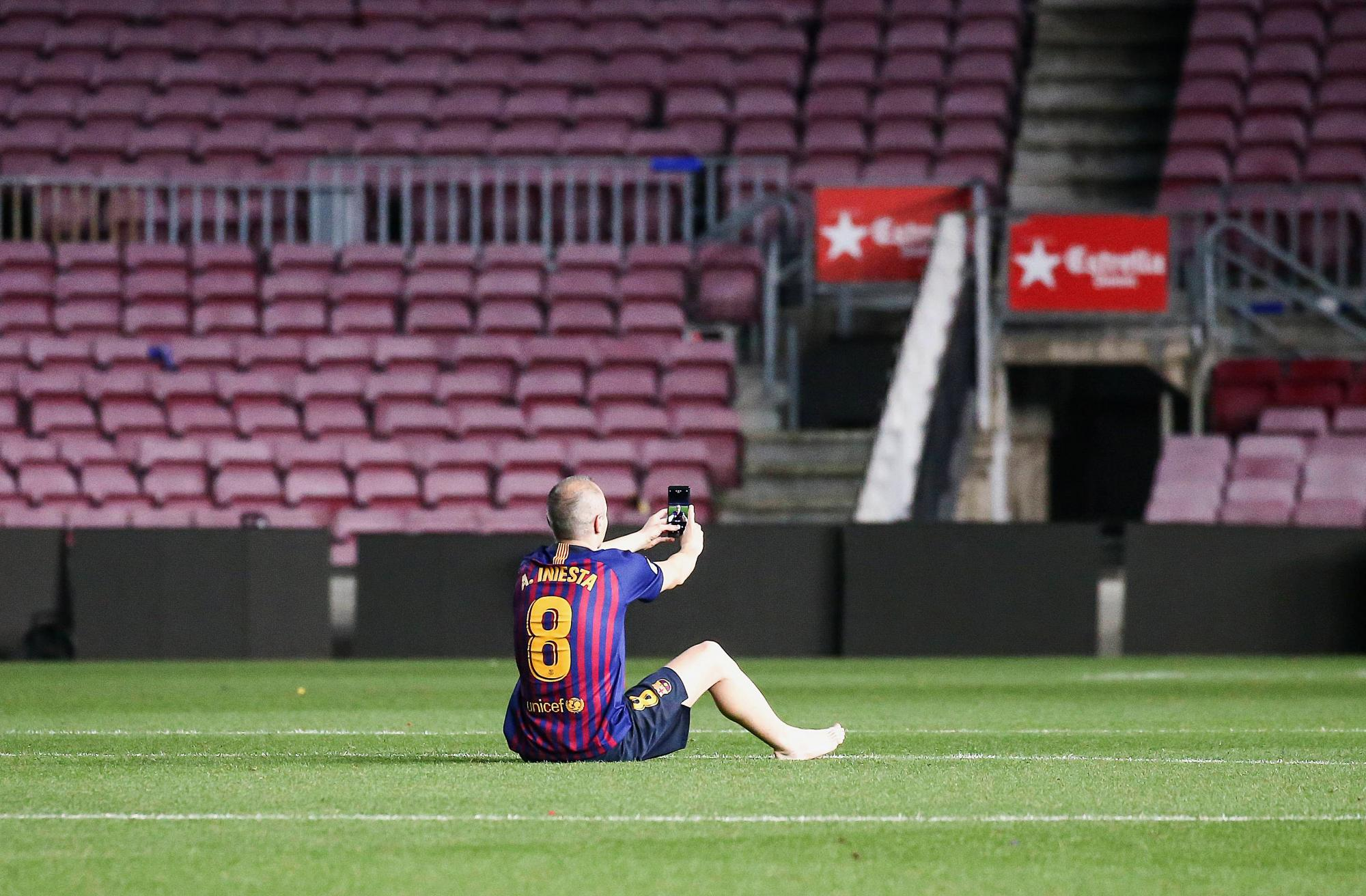 Barcelona Legend Andres Iniesta's 5 Most Career-Defining Moments
