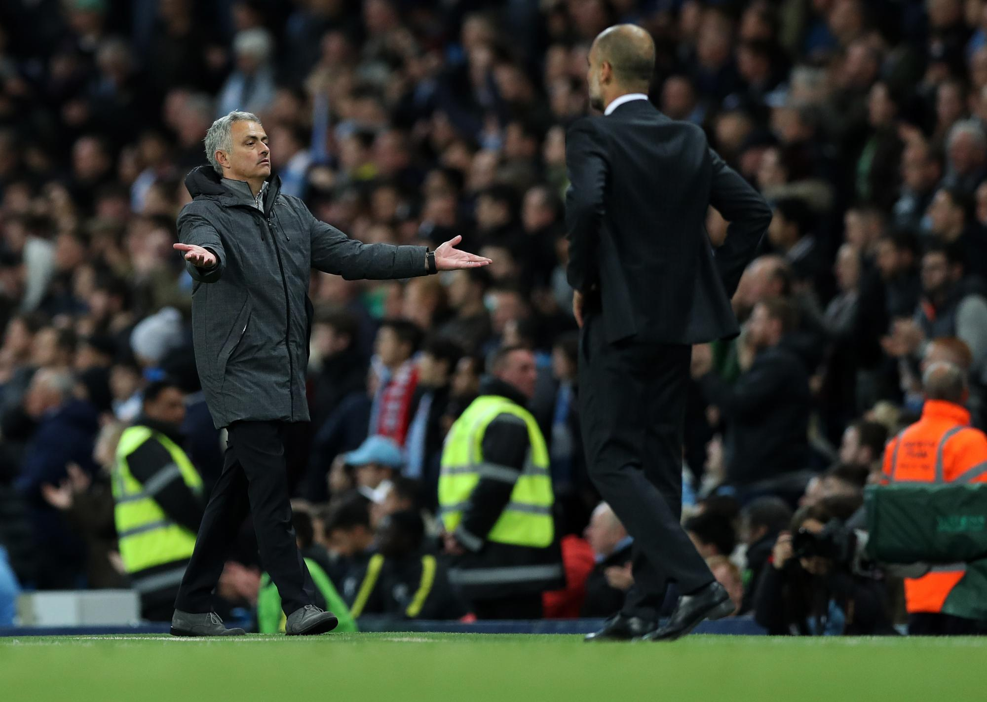 Why Pep Guardiola's Tactics Are More Defensively Reliable ...