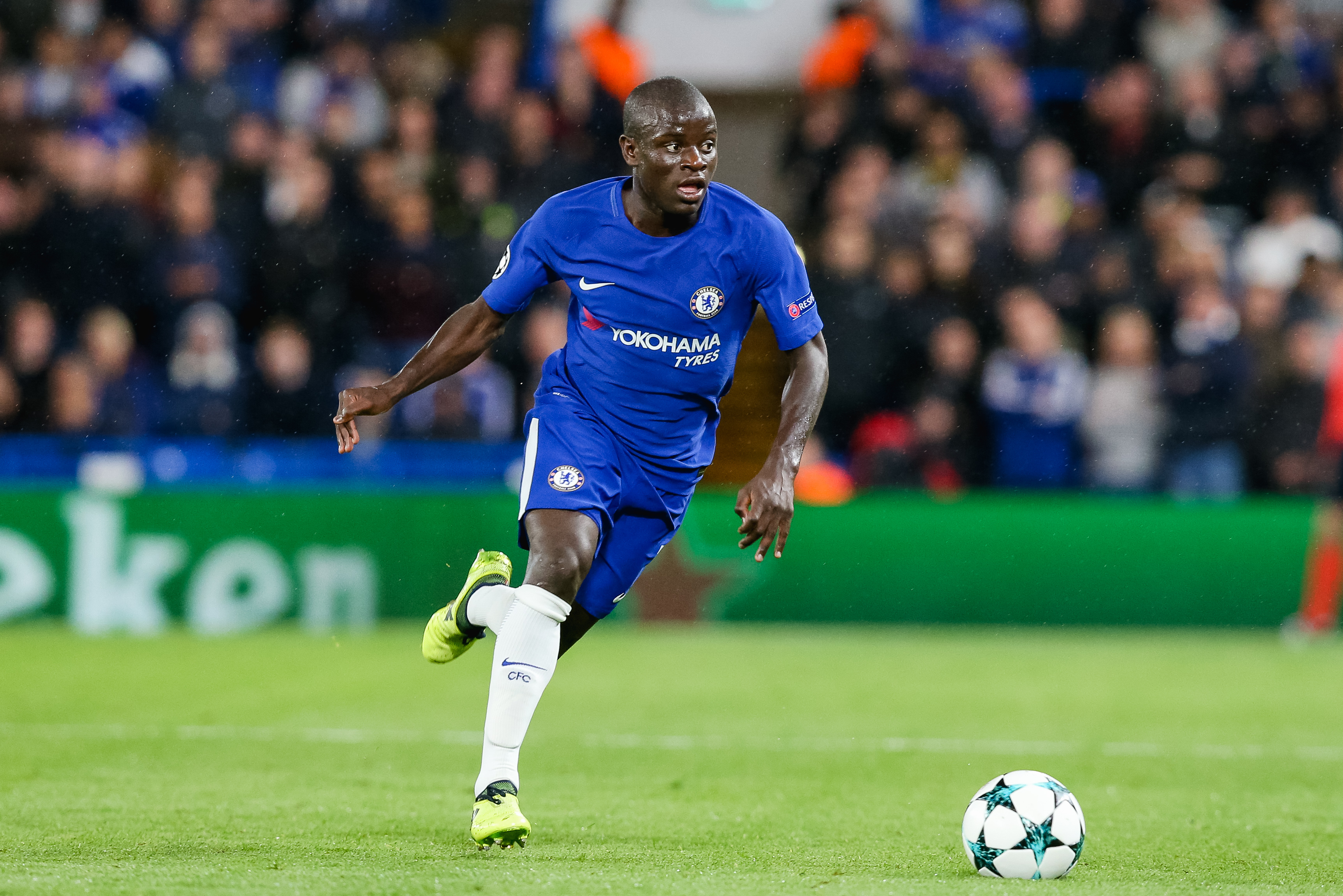 Chelsea's N'Golo Kante Agrees Contract Terms With PSG
