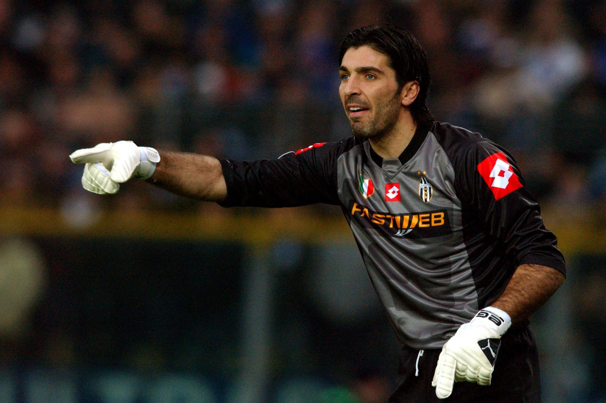 On This Day In 2001: Gianluigi Buffon Becomes The World's Most ...