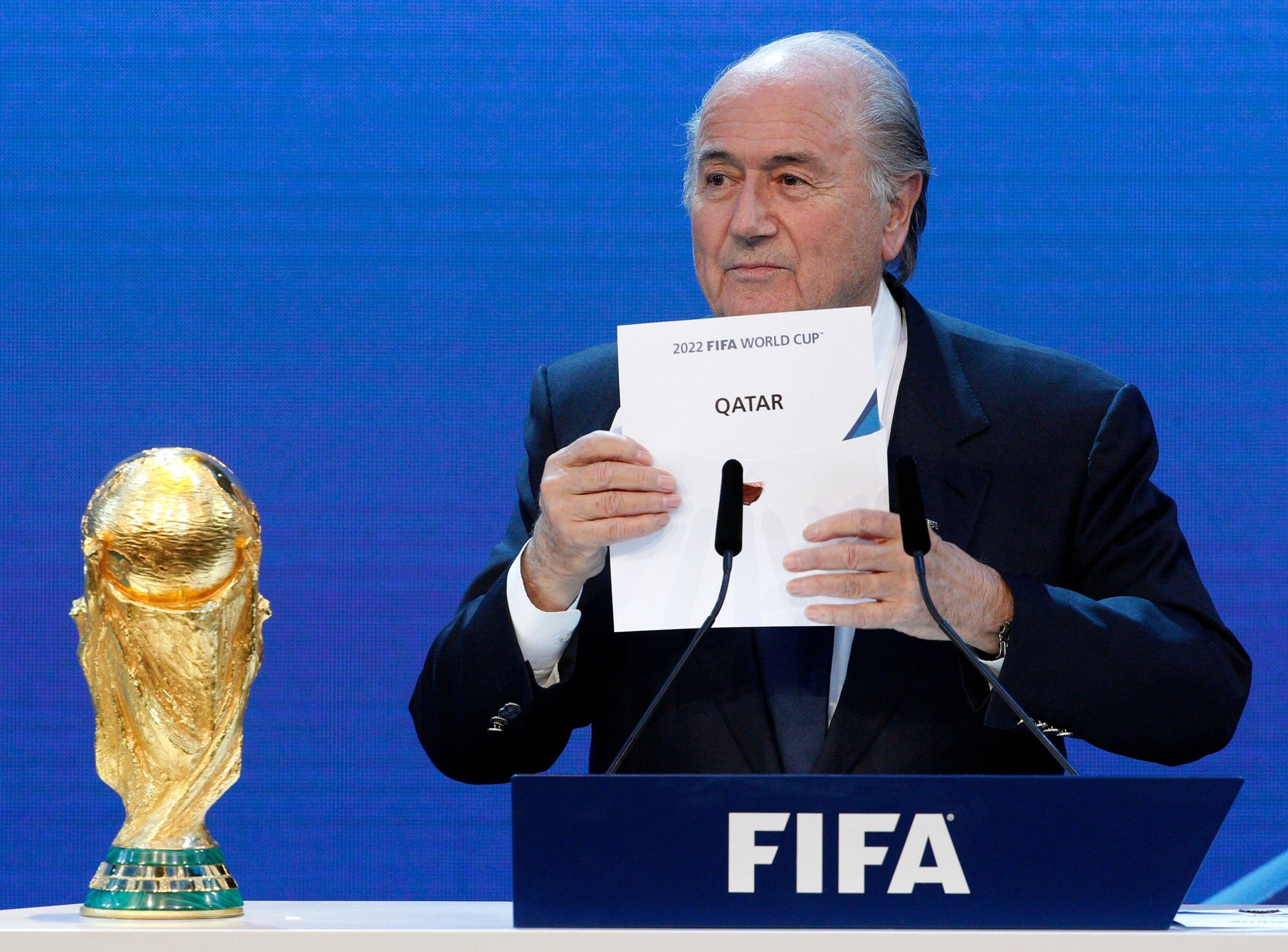 Qatar World Cup 2022: The Sickening ''Blatant Mistake'' That Is Still Going Ahead - The Sportsman