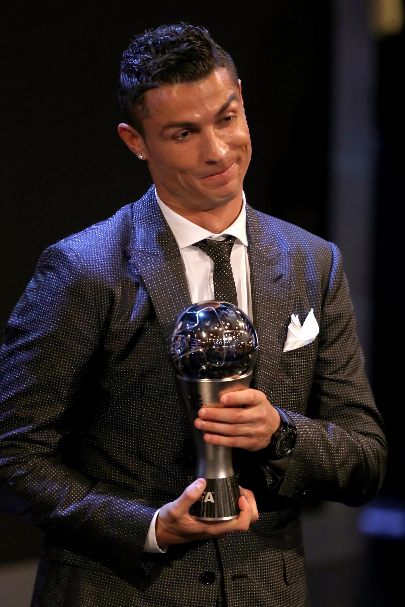 neymar awards and trophies