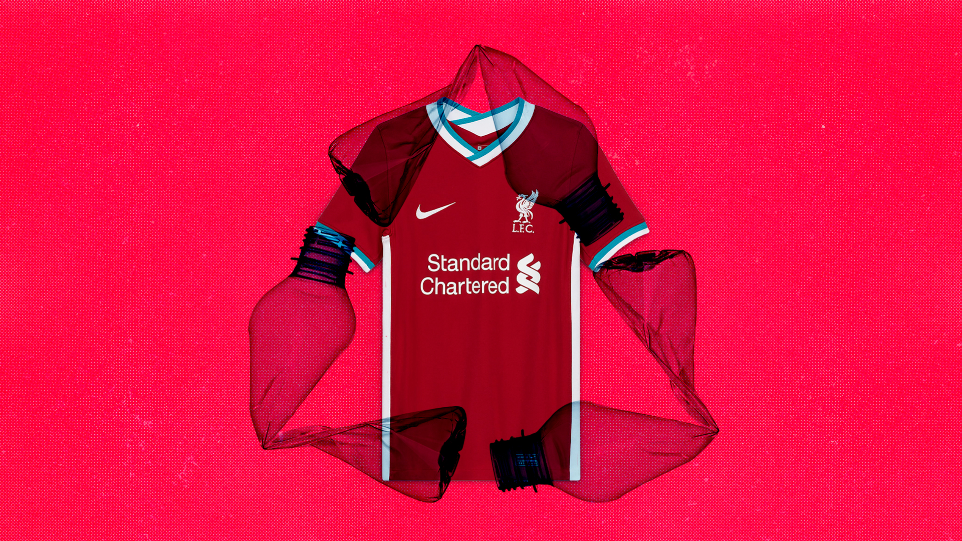 Vandalir alias oveja  Liverpool Are Champions Of The Environment With The Most Sustainable Kit  Ever
