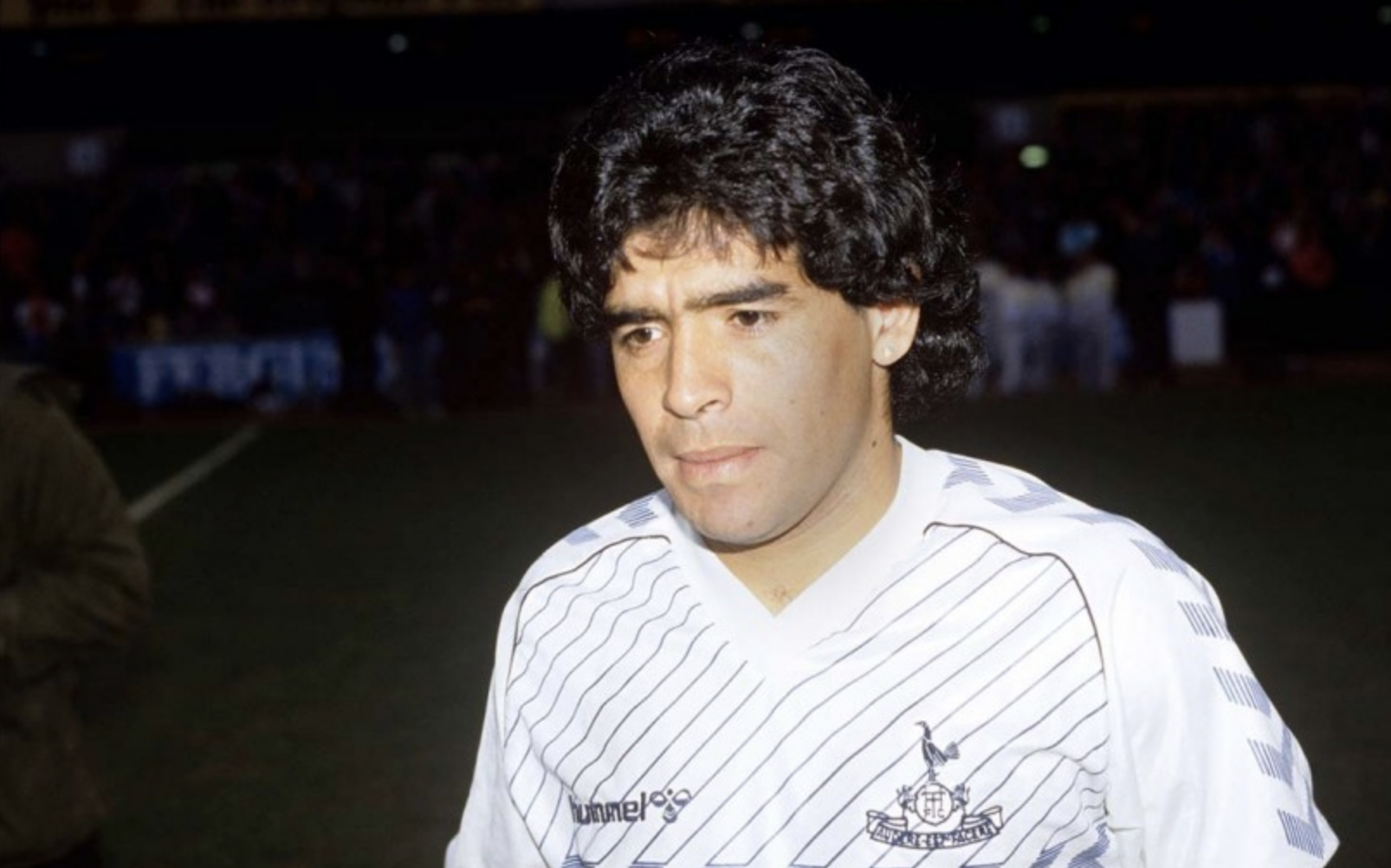 Diego S Dream Debut The Day Maradona Played For Tottenham Hotspur