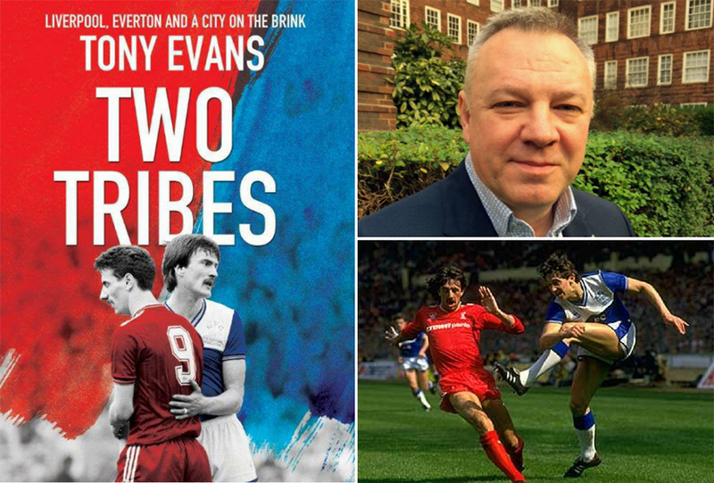 Review Two Tribes Liverpool Everton And A City On The Brink By Tony Evans
