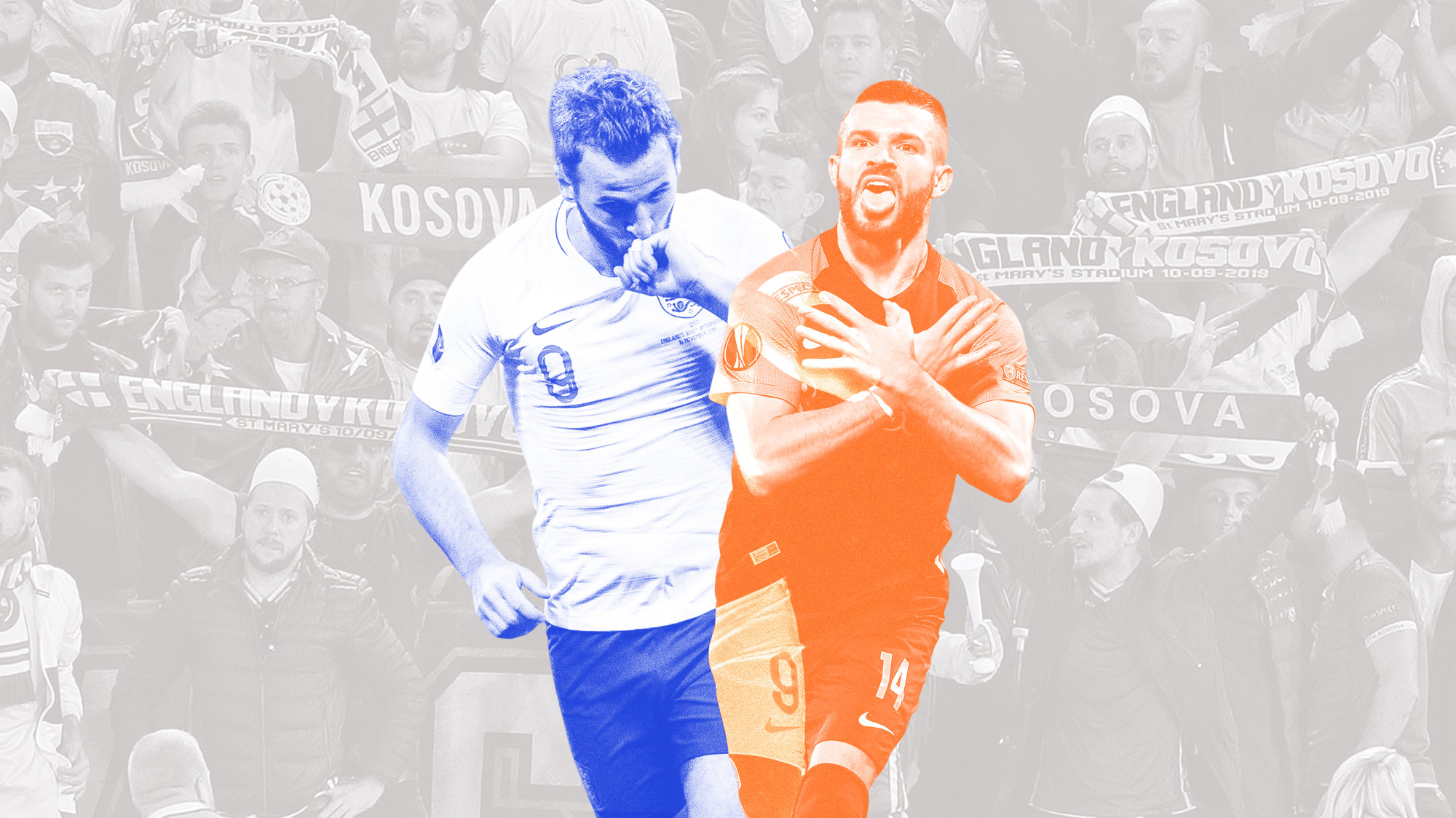 The Kosovo Kids Named Tony Blair & Their Nation's Love For All Things England - The Sportsman