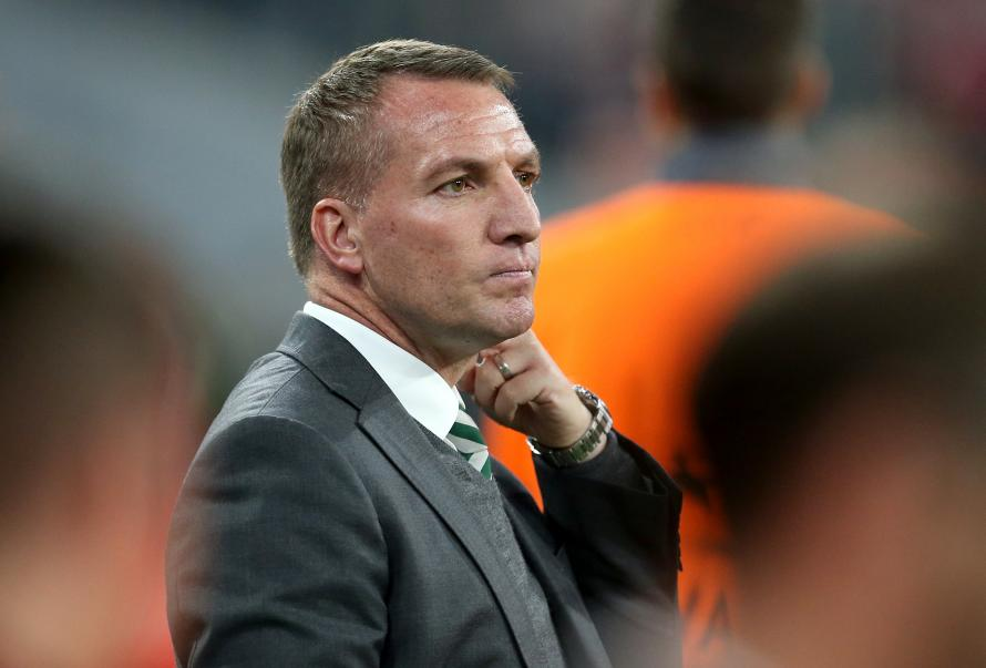 Zenit St Petersburg 3-0 Celtic: We lacked bravery & belief - Brendan Rodgers