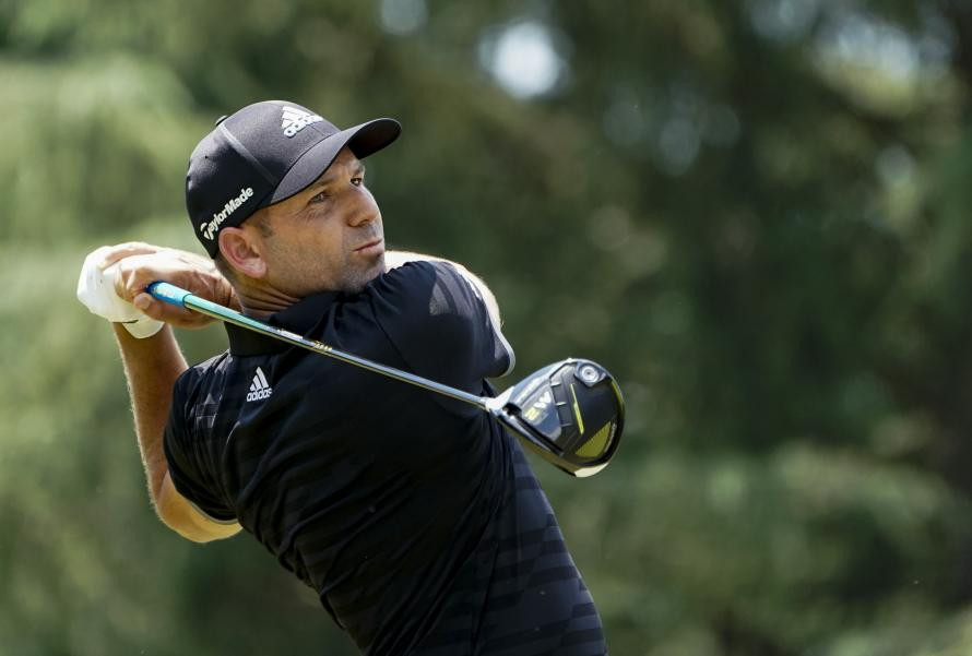 Andalucia Masters report: Sergio Garcia tied for lead