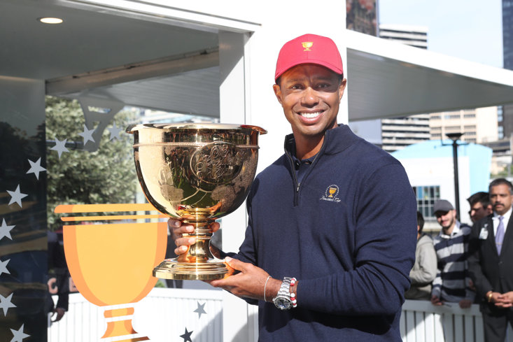 Can Tiger Woods skipper the United States to victory at the 2019 Presidents Cup