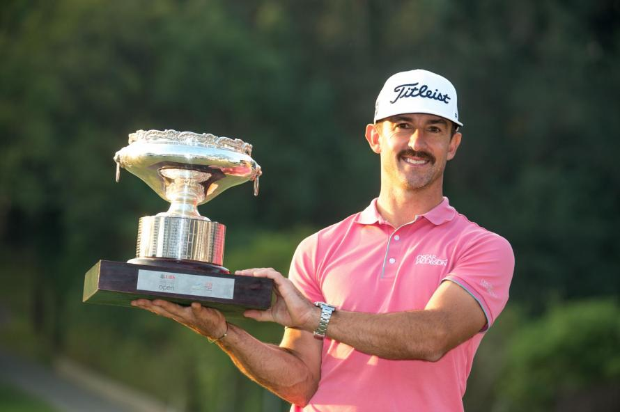 Australian Wade Ormsby claims maiden European Tour win on his 264th attempt