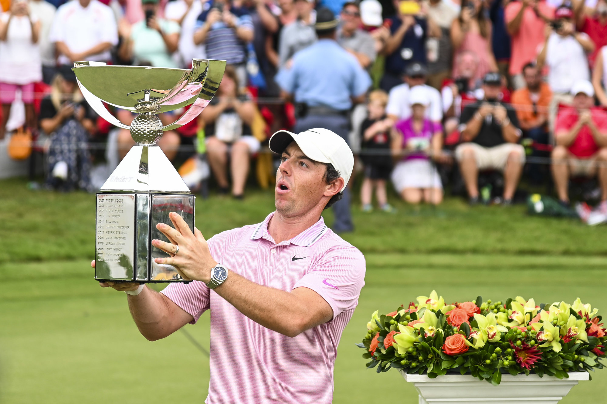 FedEx Cup 2019: Breaking Down Rory McIlroy's $15 Million Win