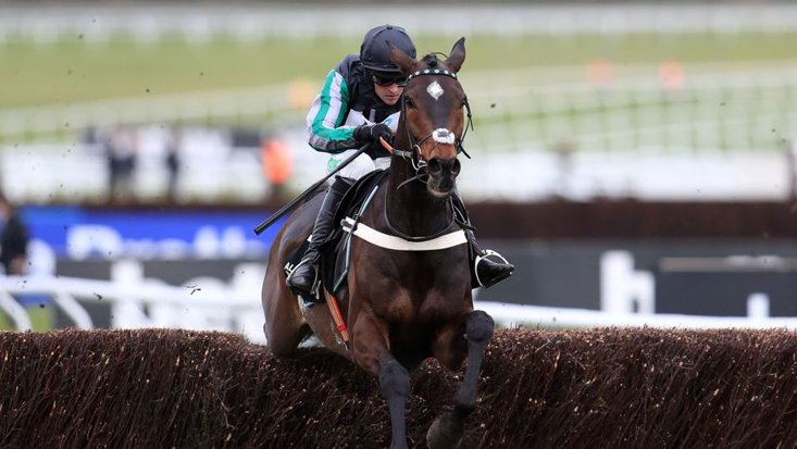 Altior claimed his second Champion Chase crown on Wednesday