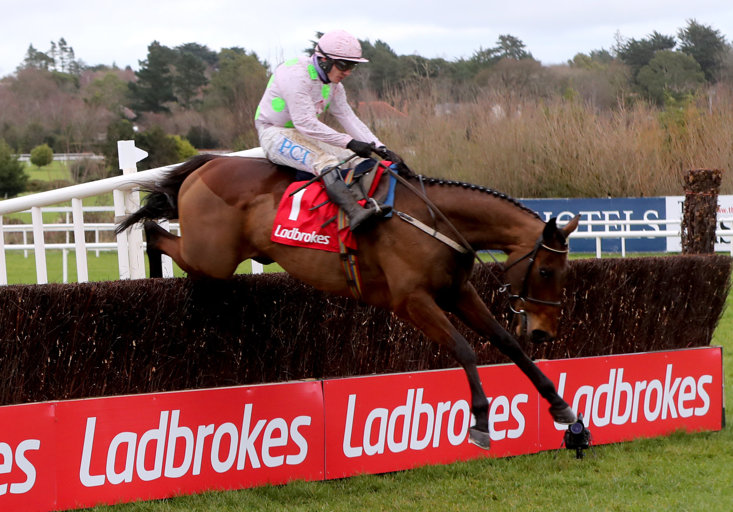 CHCAUN POUR SOI CAN LAND A FIRST CHAMPION CHASE