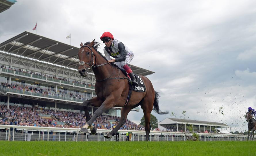Can Cracksman put in a better display than he did at Epsom last time?