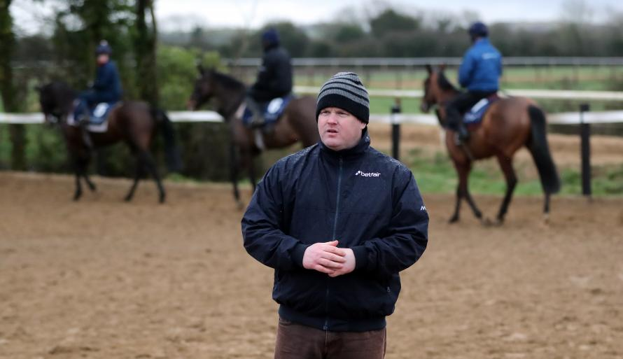 Gordon Elliott will send a strong battalion to the 2019 Cheltenham Festival