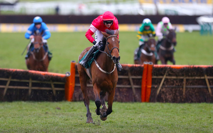 Laurina Will Test Champion Hurdle Claims At Sandown