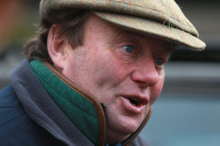Nicky Henderson has a superb squad heading to the Cheltenham Festival