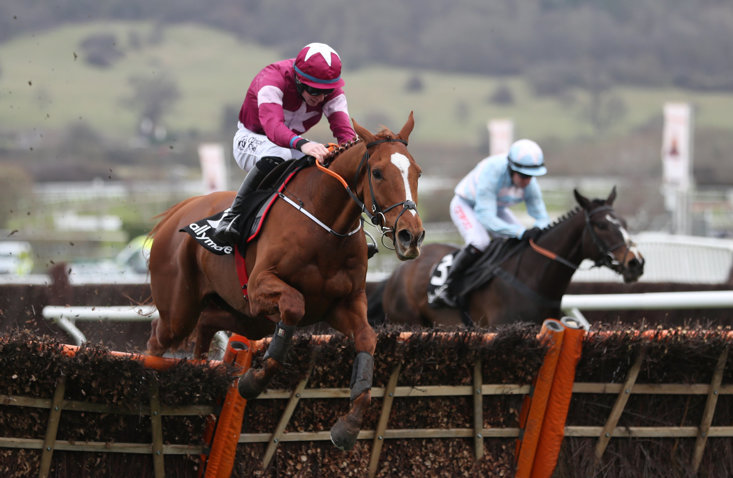 Samcro Could Take On Buveur D'air In the Fighting Fifth Hurdle