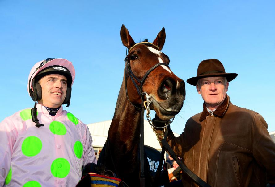 Willie Mullins will send a strong team to the Cheltenham Festival