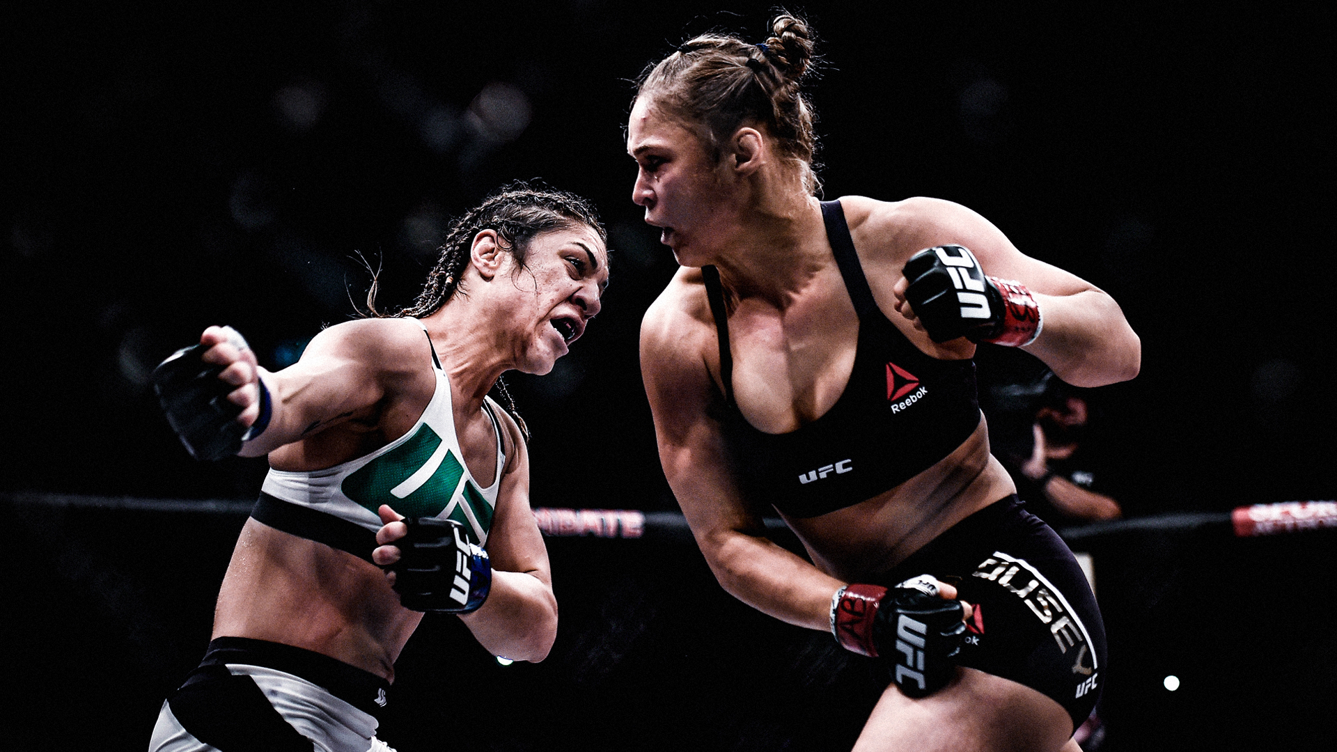 At £330,000, Ronda Rousey Is The Highest Earning MMA Fighter Per Strike Landed
