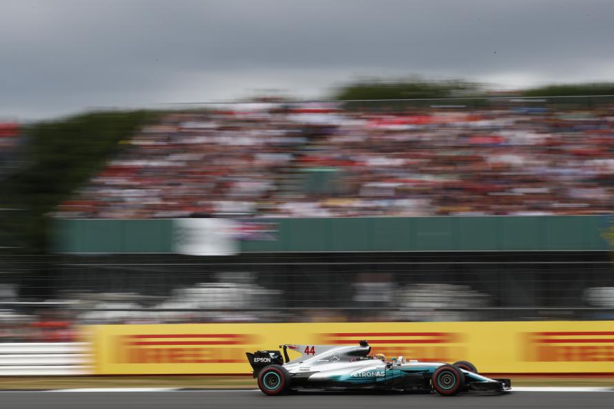 Lewis Hamilton secured a remarkable win in the German GP last time