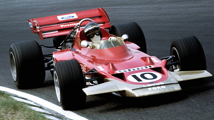 Jochen Rindt (Getty Images)