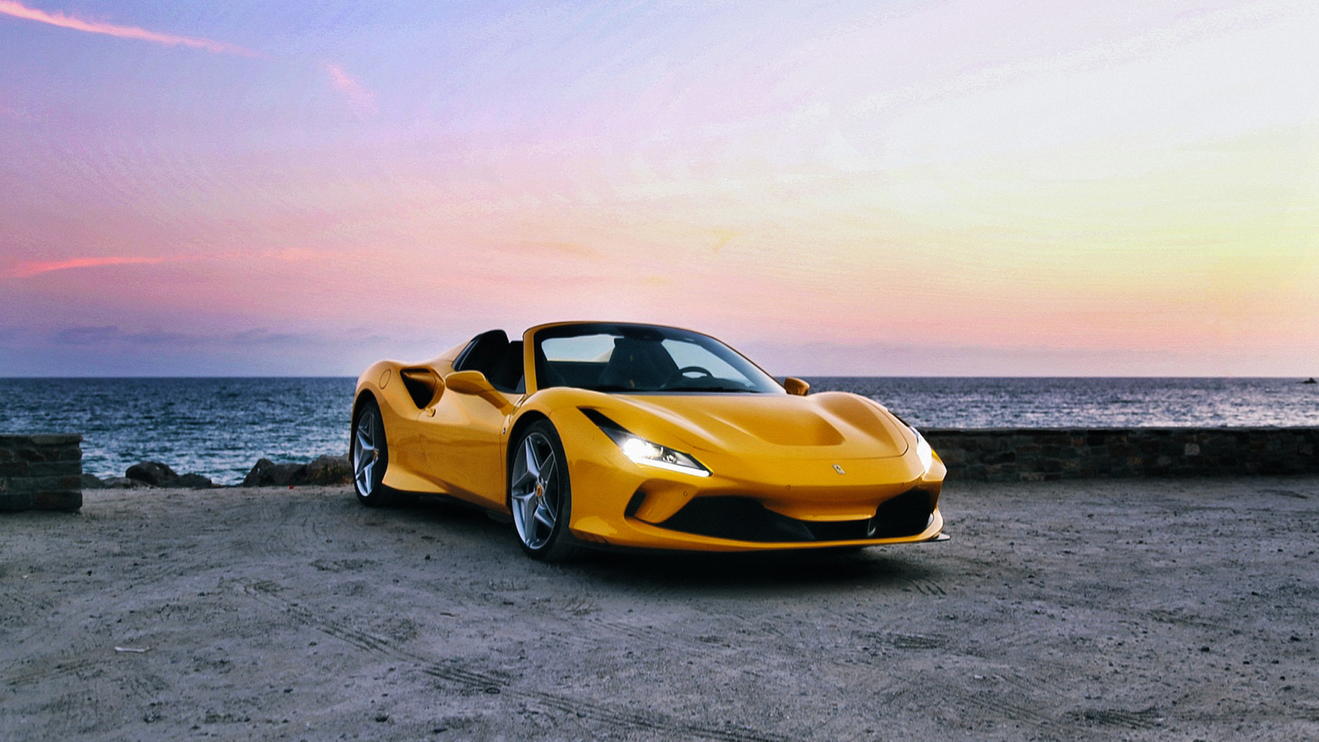 The F8 Spider Is One Of Ferrari S Most Powerful V8s To Date