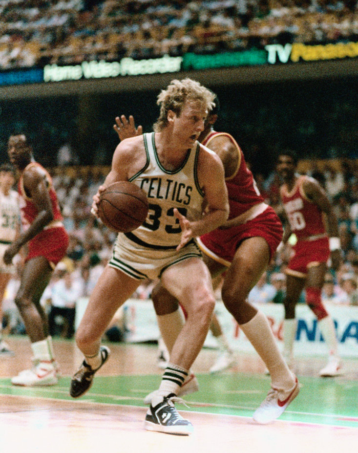 Before Jordan, Bird, Magic And Converse Were The Kings Of NBA ...